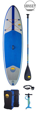 Sunset / Inflatable SUP - Full Set