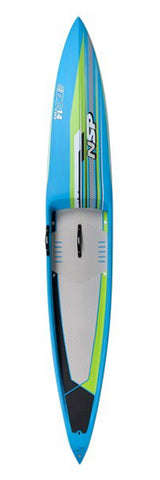 NSP / DC Sonic Brushed Carbon Racing SUP