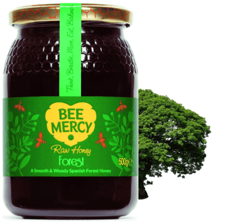 Raw Forest Honey