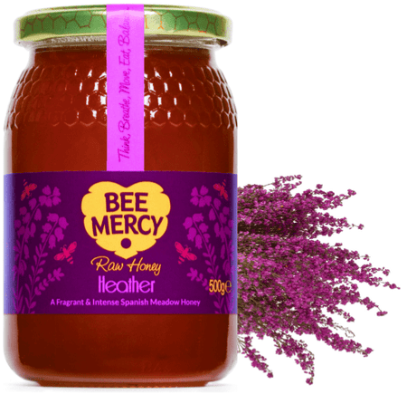 Raw Heather honey