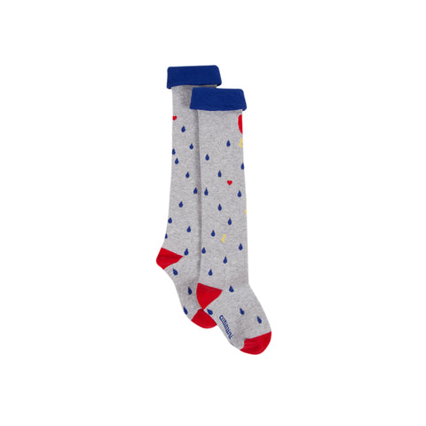 "Catimini - Long socks, CM93055 <BR> <span style=""color:#FF0000"">SALE"