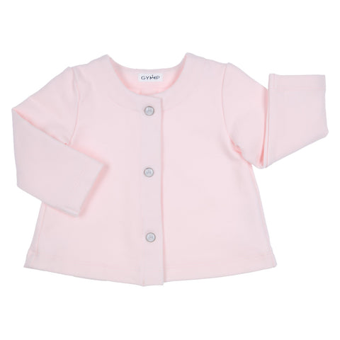 GYMP - Soft pink cardigan / jacket