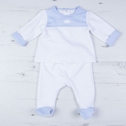 Laranjinha - baby boys 2 piece set