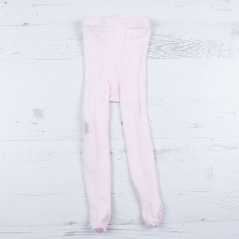 Carlomagno - Pale pink tights