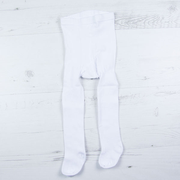 Carlomagno - White tights