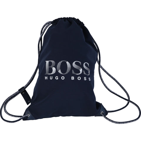 Boss - Navy Bag, J20249/849