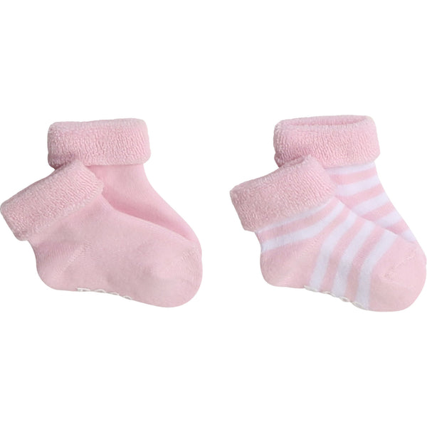 "Boss - Baby Socks, 2 pair packJ90166<BR> <span style=""color:#FF0000"">SALE"