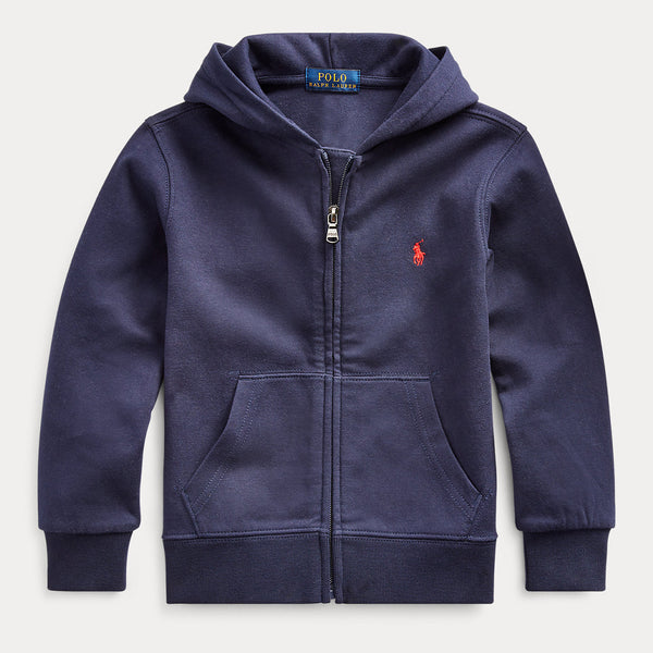 Ralph Lauren - Navy zipper