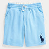 Ralph Lauren - Boys light blue jersey Shorts (2-12YEARS)