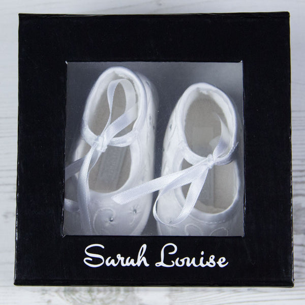 Sarah Louise Shoes Girls Shoes - White 004410