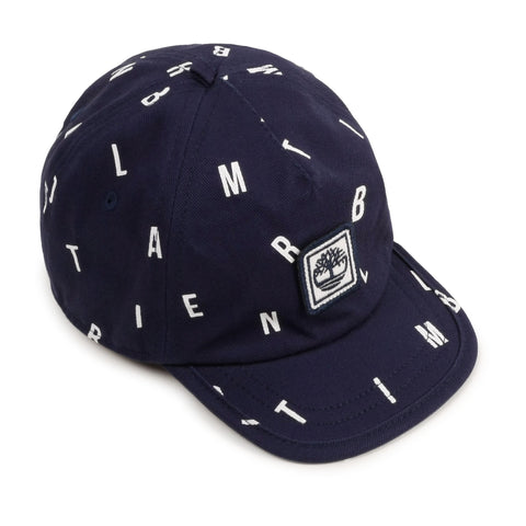 Timberland - Baby boy Navy cap T91265/85T