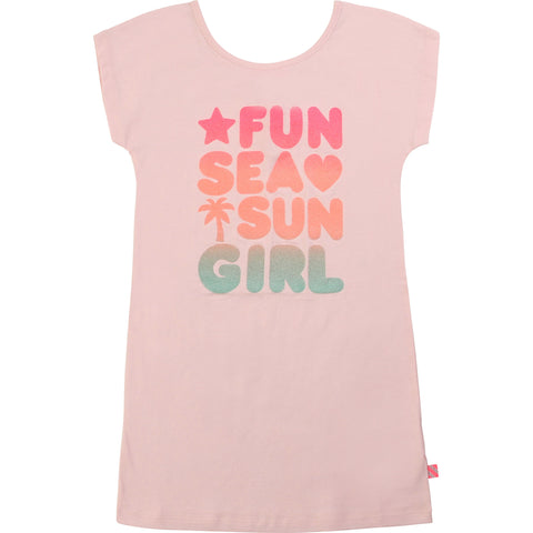 "Billieblush - Dress, 'Fun sea sun girl' U12568/46F<BR> <span style=""color:#FF0000"">SALE"