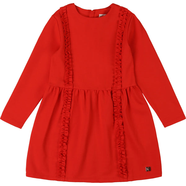 "Carrément beau - Red Dress Y12221/42M<BR> <span style=""color:#FF0000"">SALE"