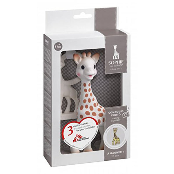 Sophie La Girafe - 2 piece teether set