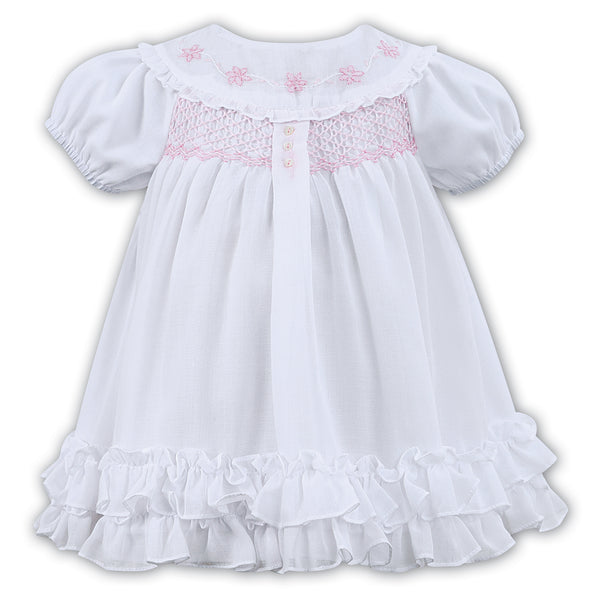 Sarah Louise - Dress hand smocked, 011462