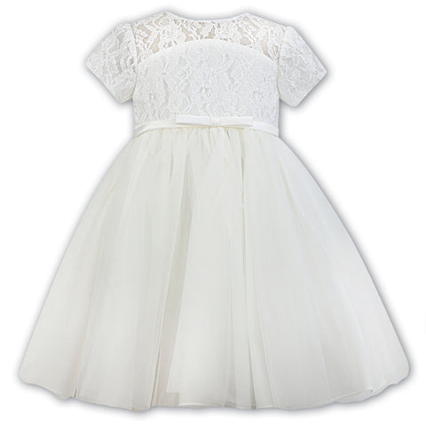 Sarah Louise - ivory celebration dress, 070102J