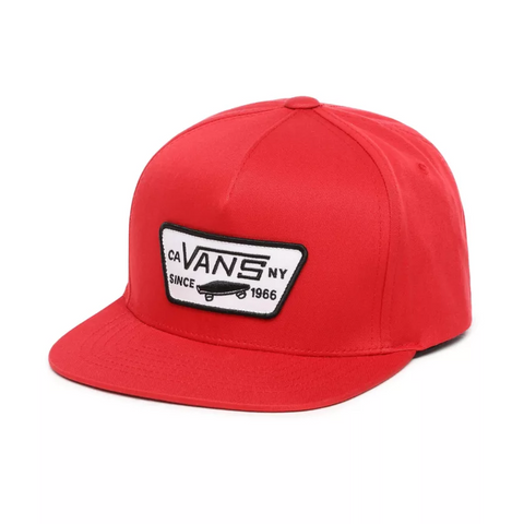 Vans - cap Full patch snap