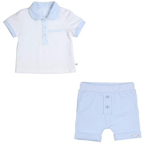 GYMP - Boys 2 piece short set