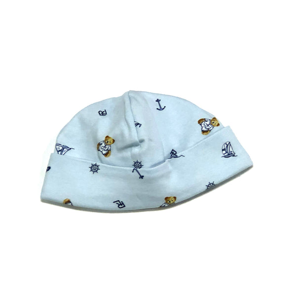 Ralph Lauren - pull on hat,