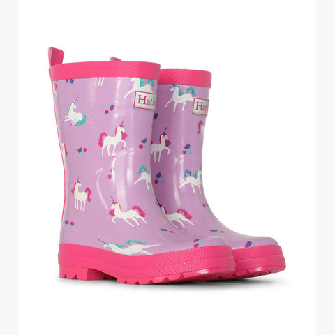Hatley - Rain boot Playful unicorns