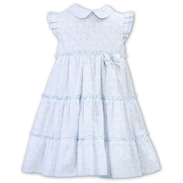 Sarah Louise - tiered dress 012306