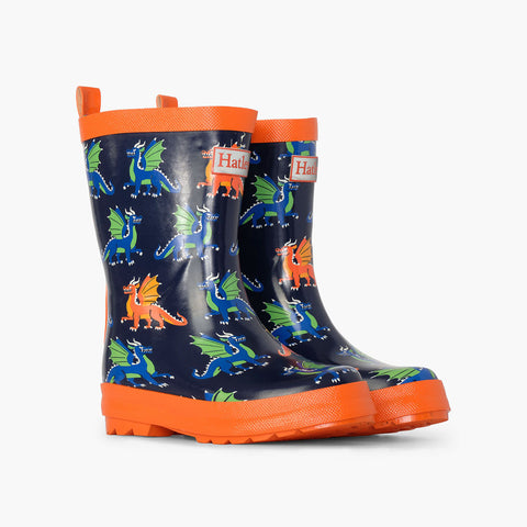 Hatley - Rain boot Dragons
