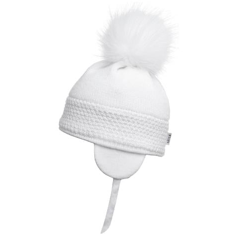 Satila - Daisy hat white C71817