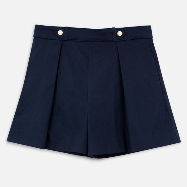 "Mayoral - Navy Shorts, 6250<BR> <span style=""color:#FF0000"">SALE"