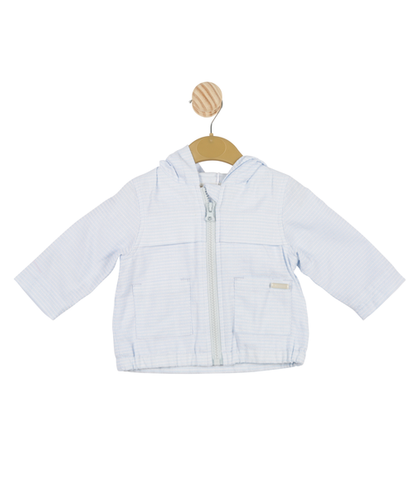 Mintini - Baby jacket, pale blue MB3415
