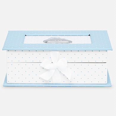 Mayoral - Keepsake box pale blue 19712