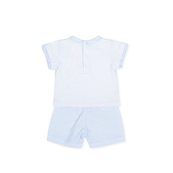 Tutto Piccolo - Top and Shorts, 8684S20