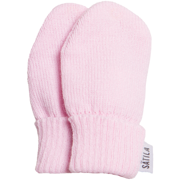 Satila - Baby mittens, Trixie, pink