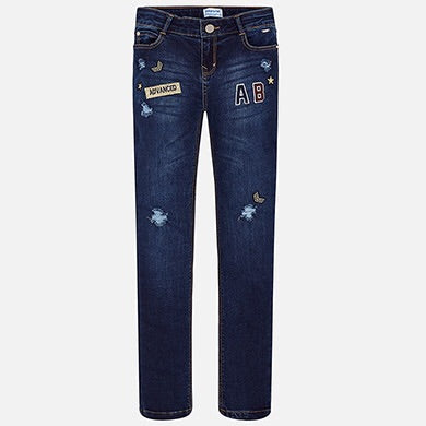 "Mayoral - Jeans 7538 <BR> <span style=""color:#FF0000"">SALE"