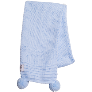 Satila - Pale blue Scarf, Belle, C67502