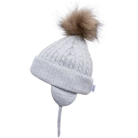 Satila - Hat, Piper, light grey