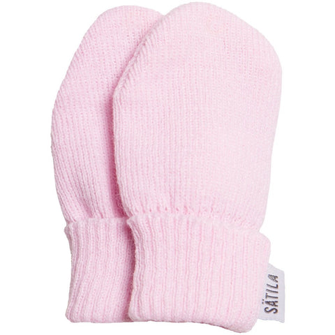 Satila - Baby mittens, Trixie, soft pink