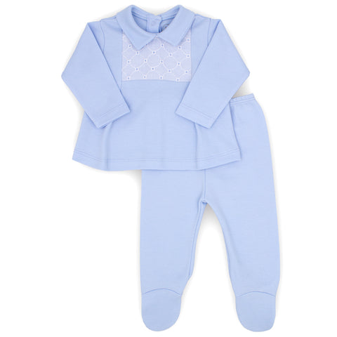 Rapife - Pale blue 2 piece set 4402w