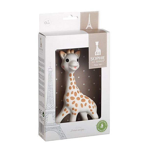 Sophie La Girafe - Rubber baby toy