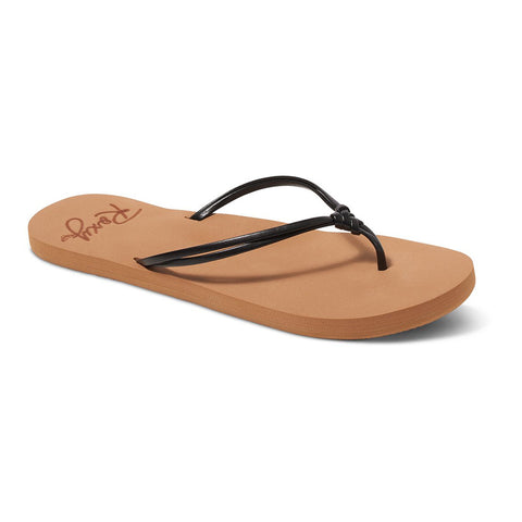 "Roxy - Flipflops, Black, ARGL100179<BR> <span style=""color:#FF0000"">SALE"