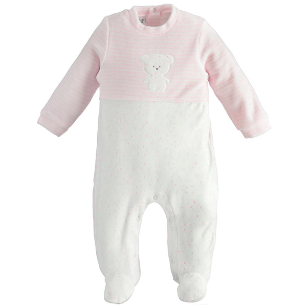 iDO - Baby all in one 41221 pink