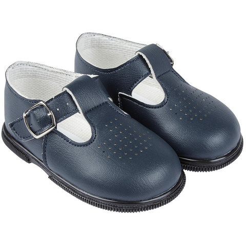 Early Days - first walker shoes H501, navy