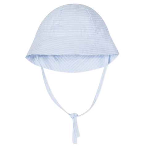 Absorba - Sun hat, pale blue and white stripe, 9N90031