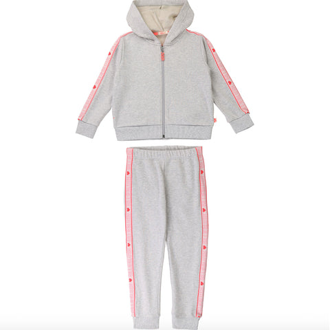 Billieblush - light grey Tracksuit, U18108