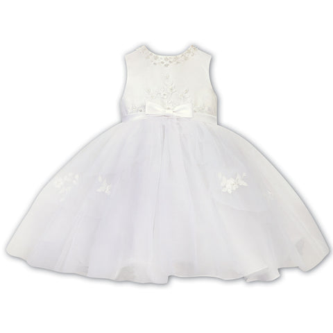 Sarah Louise - Special occasion dress, ivory, 070094
