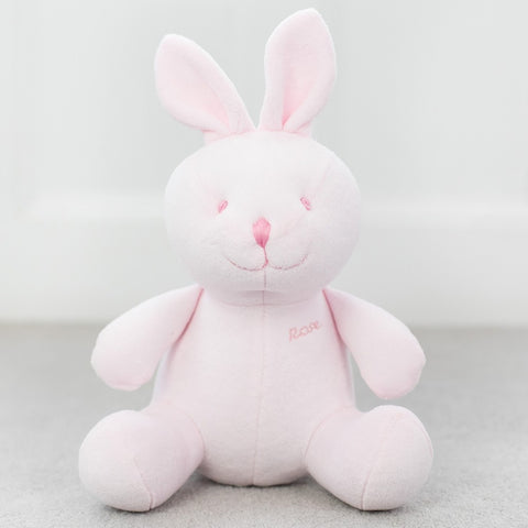 Emile et Rose - Large pink rabbit, Rose