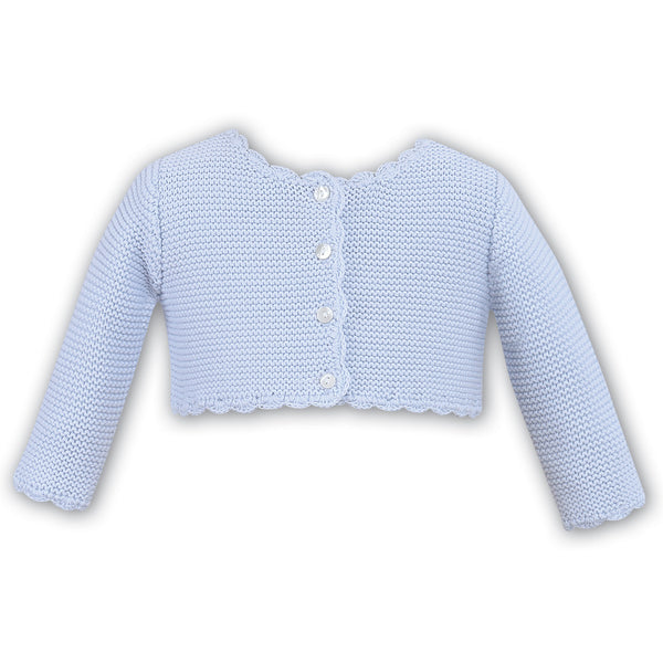 Sarah Louise - Blue cardigan, 006719
