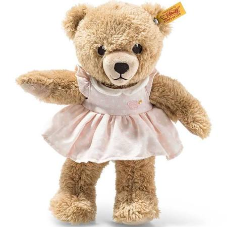 Steiff - Bear with pink dress, 25cm 239526