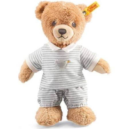 Steiff - Bear in grey PJs  239908