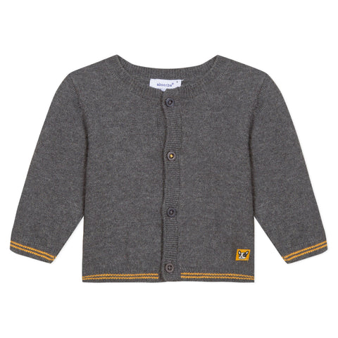 Absorba - Grey cardigan, 9P18072