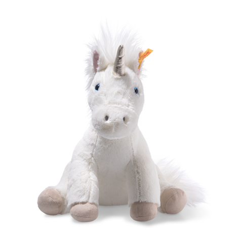 Steiff -  Sitting unicorn 087769